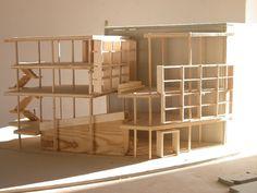 Student model of Casa Curutchet