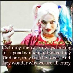⭐️Harley Quinn, me Bitch Quotes, Joker Quotes, Sassy Quotes, Badass Quotes, Girl Quotes, Woman Quotes, True Quotes, Motivational Quotes, Funny Quotes