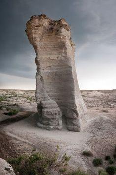 Monument Rocks National Natural Landmark, Kansas   Jason Wallace Photo