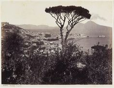 Panorama, Napoli, Giorgio Sommer
