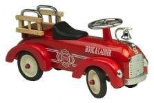Fire Truck Scoot-A-Long $109.00