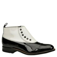 Stacy Adams Men's Madison Oxford,Black/White Patent,10.5 D US - http://authenticboots.com/stacy-adams-mens-madison-oxfordblackwhite-patent10-5-d-us/