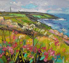 By Judith Bridgland part of Cornish Landscape exhibition