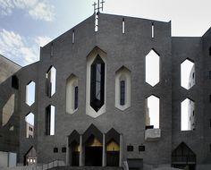 CHIESA DI SAN FRANCESCO (1964) Gio Ponti / Milano