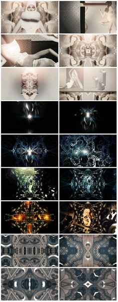 motion graphics/ storyboards/ styleframes | Look Closer: Las Vegas - Nate Howe Freelance Design + Art Direction