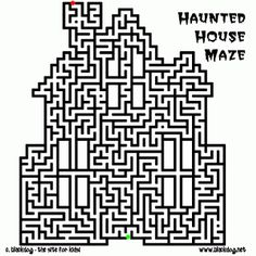 Free Printable halloween game Templates | Coloring Pages Halloween ...