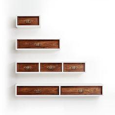 Kombination Scala jetzt auf Fab.  Schubladen für die Wand von Tischla