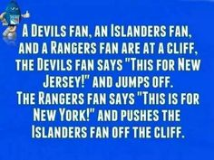 ~As a Flyers fan, this chafes. But it does have a sort of humorous, Highlander, there-can-only-be-one feel to it.~