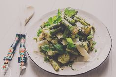 Peruna-parsasalaatti / Hannan soppa