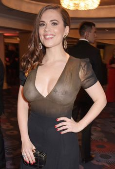Casual concurrence Hayley atwell xxx speaking