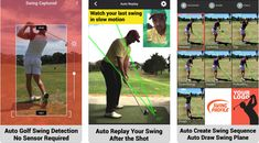 the golf swing Golf Swing Analyzer, Shots Ideas, Golf Player, Golf Training, Golf Tips, Budgeting, Improve Yourself, Baseball Cards, Ipad