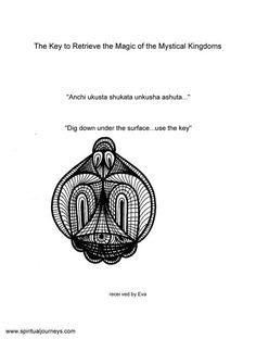 Key to Retrieve the Magic of the Mystical Kingdoms