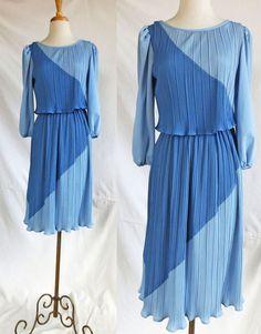 Vintage 1980s Dress by DustyDesert on Etsy