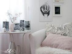 Schön Dekoration Mit Fotos Für Ein Gemütliches Zuhause