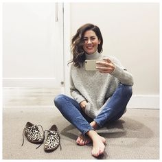 Christmas shopping... One for you... One for me...   @liketoknow.it www.liketk.it/21r7F #liketkit ( ps look how BIG my foot looks!) #SALE by jillian.harris