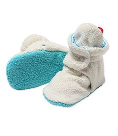 Zutano Newborn Unisex  Baby Fleece Bootie  Baby Fleece Bootie  CREAMPOOL 3M *** Continue to the product at the image link. (This is an affiliate link) #BabyGirlSocks