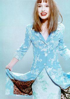 Natalie Portman, Vogue 1996