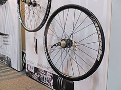 MTB Parks provide their summary of Interbike 2015, including a look at Spank Bikes Spoon rims and pedals.