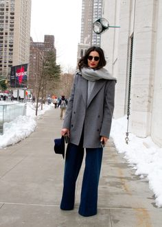 Street Style From New York Fashion Week, Day 3   StyleCaster