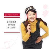 Absolute Beginner #1 -  Greeting People in Czech by CzechClass101.com on SoundCloud