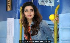 This HD wallpaper is about Samantha A.Aa Movie, women's blue denim jacket, Bollywood Celebrities, Original wallpaper dimensions is file size is Samantha In Saree, Samantha Ruth, South Actress, South Indian Actress, Bollywood Celebrities, Bollywood Actress, Female Celebrities, Celebs, Samantha Images