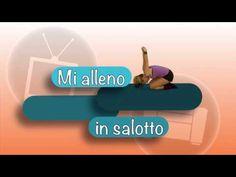 Mi alleno in salotto 8 (Promo HD) - Petto e tricipiti - Ora anche in streaming - YouTube
