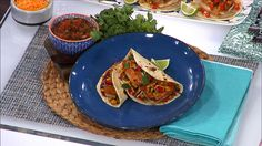 "ER physician Dr. Travis Stork shares a healthy and delicious alternative to fried fish tacos from his book, ""The Doctor's Diet Cookbook."""
