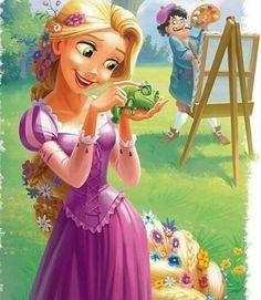 Disney Nerd, Study Help, Princess Zelda, Disney Princess, Rapunzel, Den, Disney Characters, Fictional Characters, Aurora Sleeping Beauty