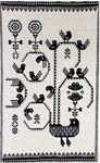 "Carpet, Rug, Tappeto, Piccola Cooperativa ""Su Marmuri"" a r.l. Ulassai, Sardegna, Sardinia."