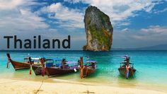 tickets to Thailand