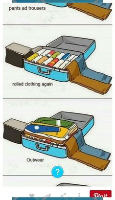 how to pack a suitcase by Bri Leigh - Musely Source by tasanak to pack a suitcase Suitcase Packing Tips, Packing Tips For Vacation, Packing Checklist, Carry On Suitcase, Travel Packing, Travel Hacks, Vacation Travel, Packing Hacks, Beach Travel