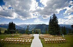 Mountain wedding?