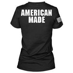 Rogue Womens American Made Shirt - Rogue Fitness Apparel