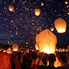 White Wish Lanterns - im gonna do it :)