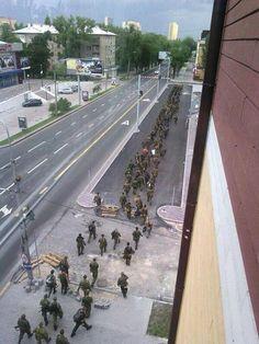 Donetsk Ukraine In Russian Gorod 57