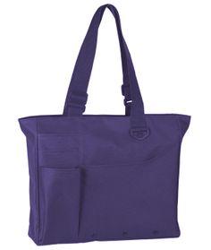 e434d89da0 UltraClub Super Feature Tote (8811) Tote Bag With Pockets