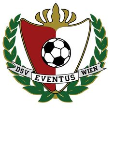 Logo for an austrian hobby soccer club - DSV Eventus Wien