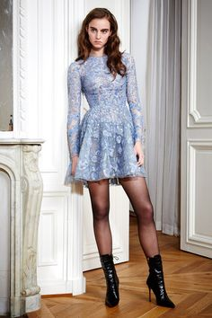 See the complete Zuhair Murad Pre-Fall 2016 collection.