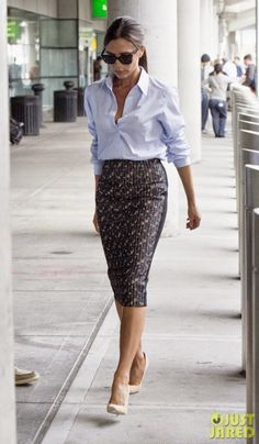 Copie o look: Victoria Beckham