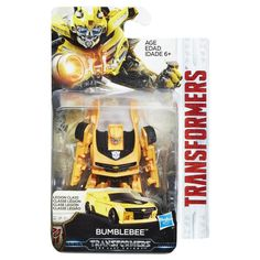 Transformers: The Last Knight Legion Class 3 inch Action Figure - Bumblebee