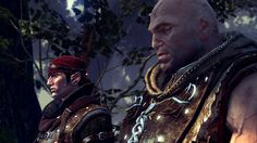 Screenshot from The Witcher 2: Assassins of Kings