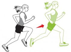 For faster times with fewer miles, try incorporating plyometrics into your training.