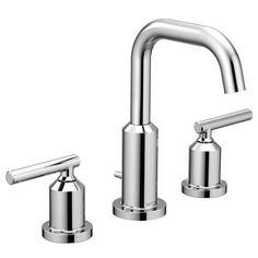 Moen Gibson Standard Bathroom Faucet Double Handle