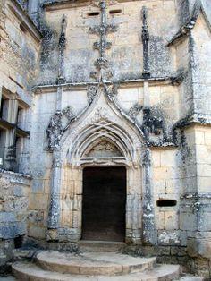 Chateau de l'Herm, Aquitaine, France This is a beauty!