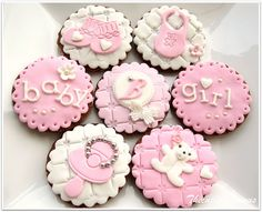 Marion Caunter's Baby Shower By Thecupcakelicious | Flickr - Photo Sharing!