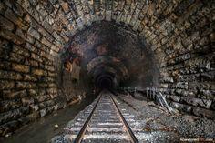 abandoned subway in ny