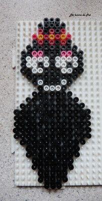 Barbamama - Barbapapa Hama beads by Les Loisirs de Pat
