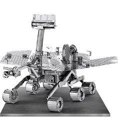 A Mars rover.
