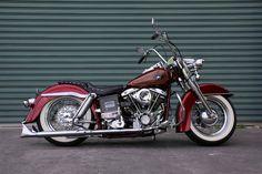 - Moto - Qui n en n a jamais rever Harley Davidson FLH Harley Davidson Knucklehead, Harley Davidson Street Glide, Harley Davidson Motorcycles, Davidson Bike, Classic Harley Davidson, Used Harley Davidson, Old School Motorcycles, Hd Motorcycles, Hd Vintage
