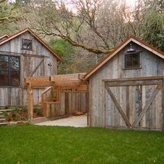 Garage And Shed Photos Design, Pictures, Remodel, Decor and Ideas - page 10